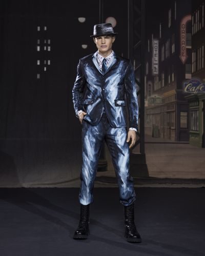 MEN FW 21-22: MOSCHINO