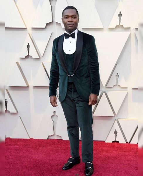 David Oyelowo in Etro (Courtesy of Etro)
