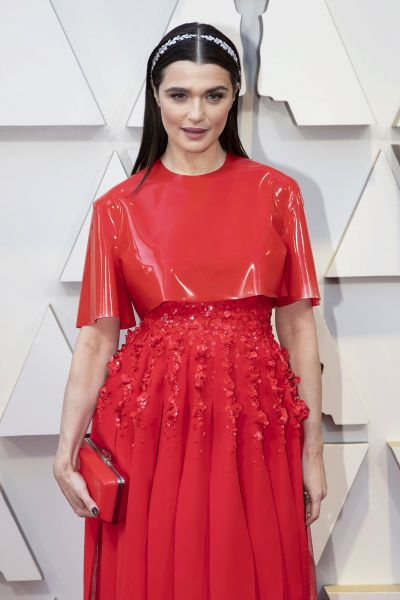 Rachel Weisz in Givenchy Haute Couture