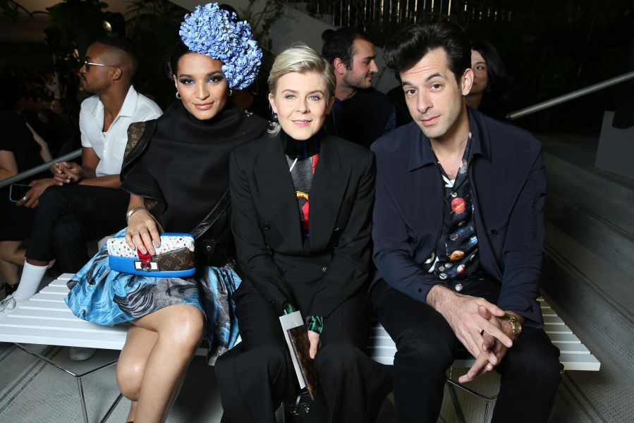 Indya Moore, Robyn e Mark Ronson