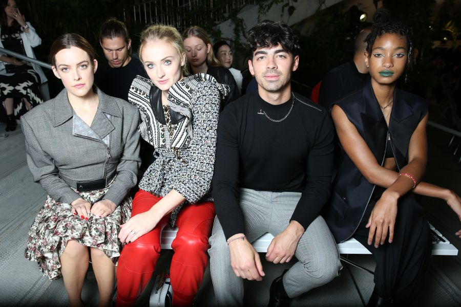 Riley Keough, Sophie Turner, Joe Jonas e Willow Smith