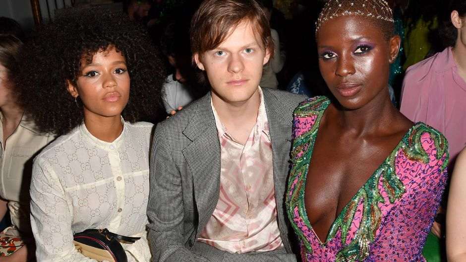 Lucas Hedges, Taylor Russell e Jodie Turner-Smith