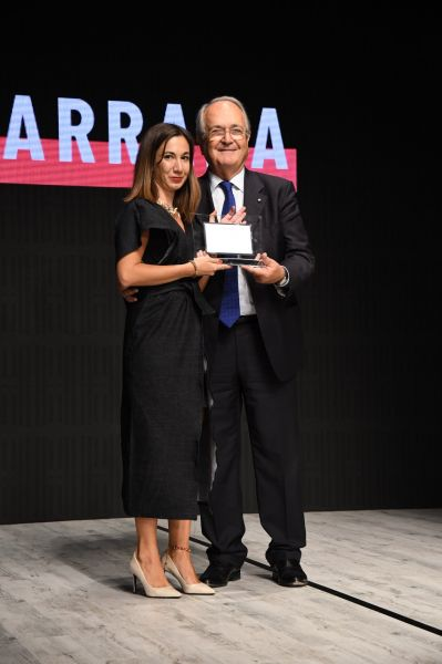 Camilla Carrara - TheOneSeasonless Award