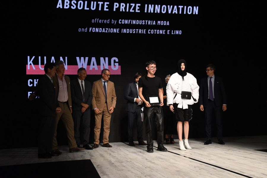 Kuan Wang - Absolute Prize Innovation