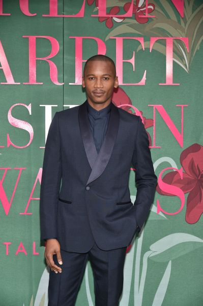 Eric Underwood in Ermenegildo Zegna