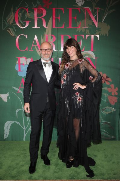 The Responsible Disruption Award: Lou Doillon ha premiato Stefano Funari, ceo di I Was A Sari