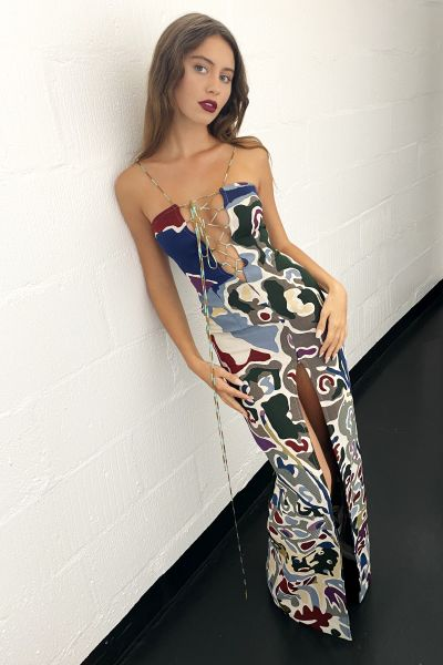 Iris Law in M Missoni