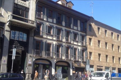 online store 39552 f4d64 Retail: Corso Venezia: al posto di Leoni e Henry Cotton's in ...