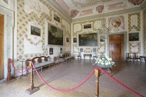 Interni Di Villa Pisani : Anniversari: ballin celebra i 70 anni con un megaparty e il restauro