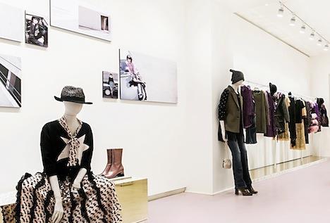 new style 7b33f 509e4 aperture: Kristina Ti: opening nel centro di Roma