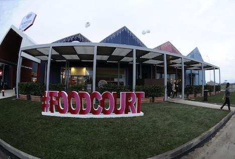 Retail Real Estate: Valmontone Outlet apre la mega food court ...