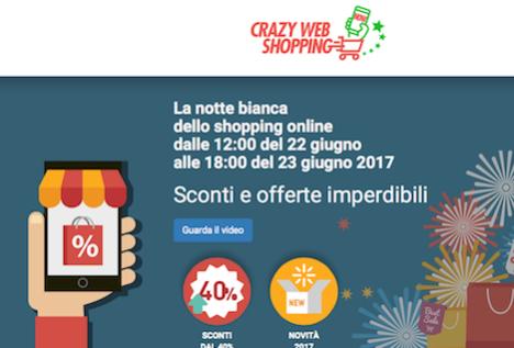 c42f1854c6aa E-commerce  Torna Crazy Web Shopping. Da Netcomm la guida agli ...