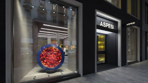 600 metri quadri nel Quadrilatero : Aspesi svela il nuovo store di ...