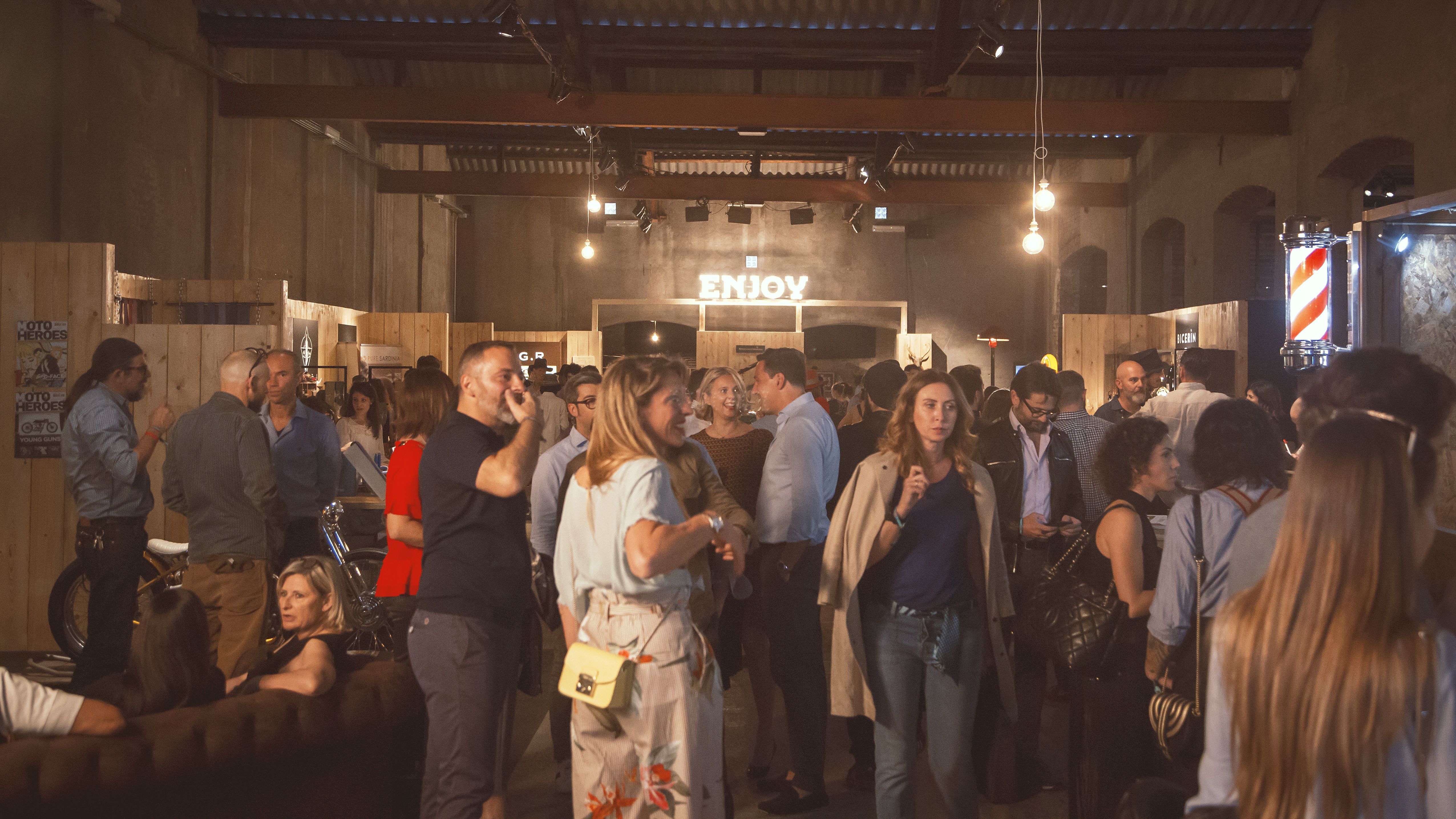 Man's World & Taste Experience: a Milano un concept event