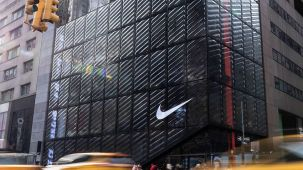 Nike Fifth Avenue