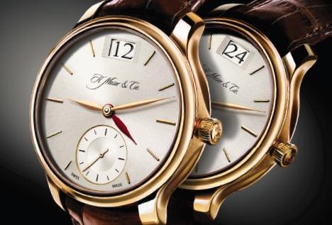 autentica di fabbrica ae16c 4ae33 Gli orologi Moser da Arar Due
