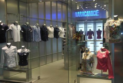 pretty nice 650e4 da7dc OPENING: Naracamicie inaugura a Rabat il suo quarto negozio ...