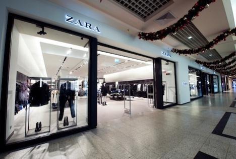 re-opening: Zara: è vicino a Torino lo store più grande del Piemonte