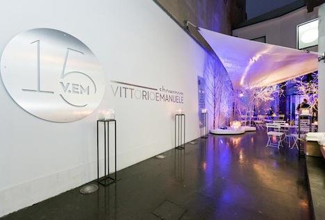 premium selection acd70 fe429 Showroom Vittorio Emanuele nel cuore della città